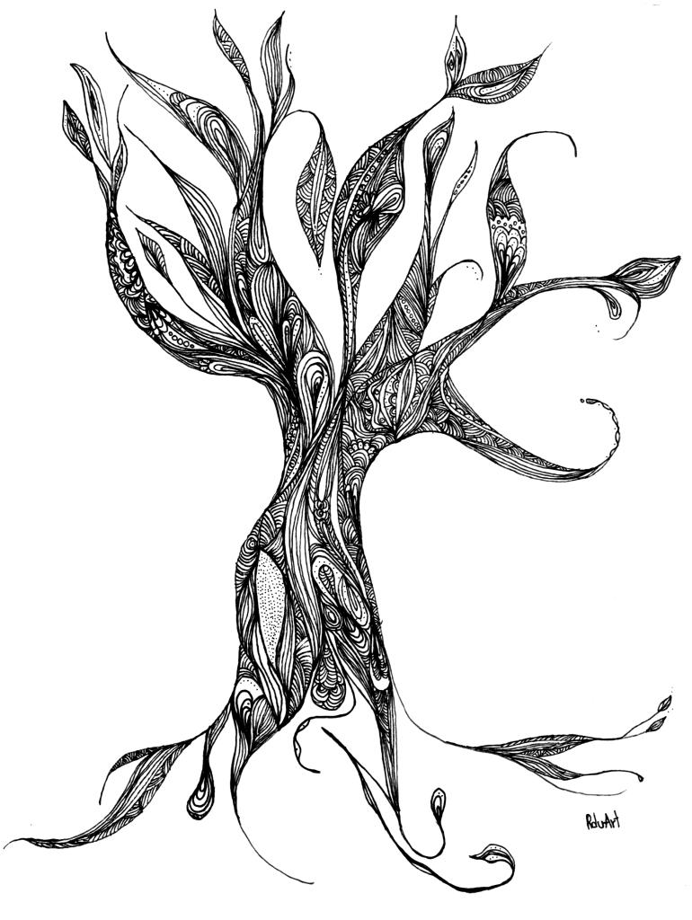 arrels d'arbre